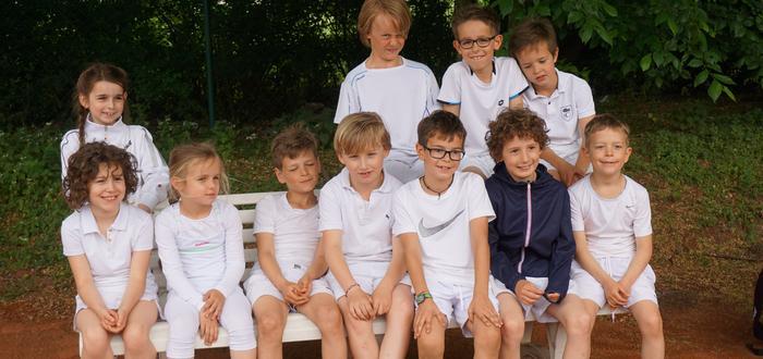Unsere Jugendarbeit TC Oberkassel